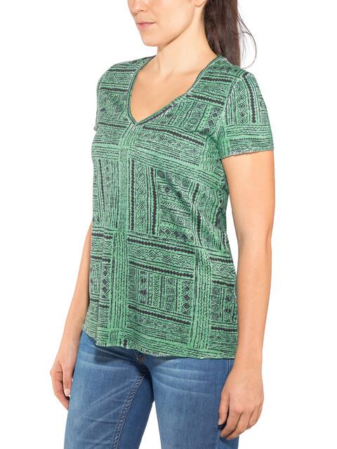 Red Chili Fey T-Shirt Women emerald